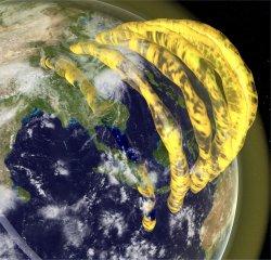 Camadas protetoras do céu vão muito além da camada de ozônio