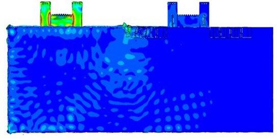 Camuflagem sísmica: proteção antiterremoto é melhor que o esperado