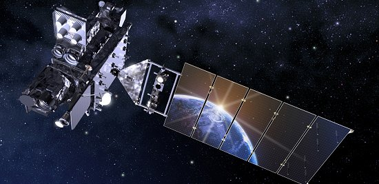Satélite ajudará aviões a evitar turbulências