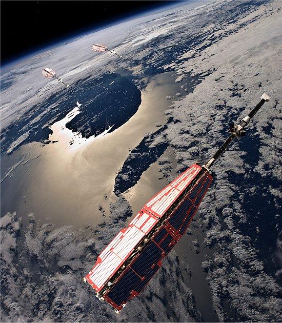 Descoberto rio de ferro derretido ao redor do Polo Norte