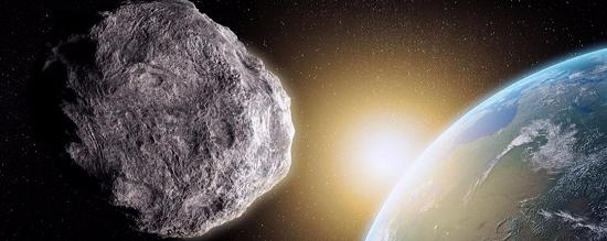 Maior perigo da queda de asteroide não vem do impacto