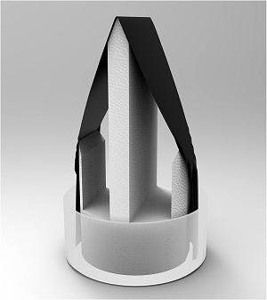 Destilador solar purifica água com eficiência perfeita