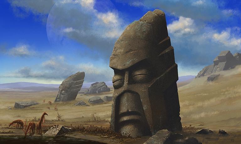 Apocalipse alienígena: Uma civilização pode superar os limites do seu próprio planeta?