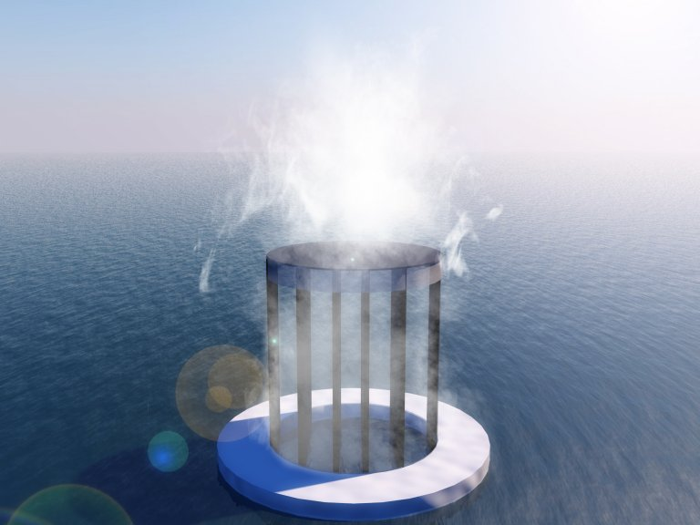 Dessalinizador com energia solar gera água potável com 100% de eficiência