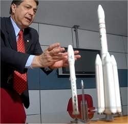 Agência Espacial Brasileira vai testar motor de foguete nacional