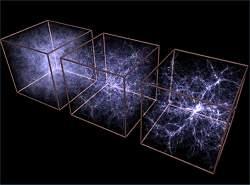 Descoberta primeira evidência da existência da Energia Escura