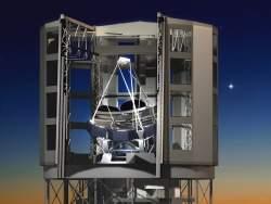 Maior telescópio óptico do mundo começará a ser construído