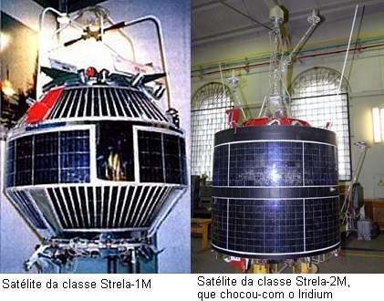 Conheça os dois satélites que colidiram no espaço