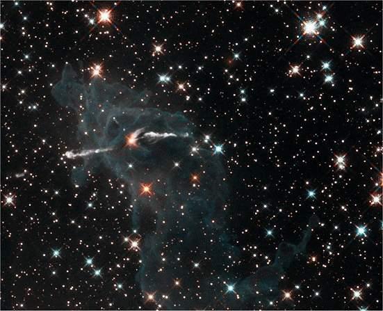 Novo Hubble estreia em grande estilo