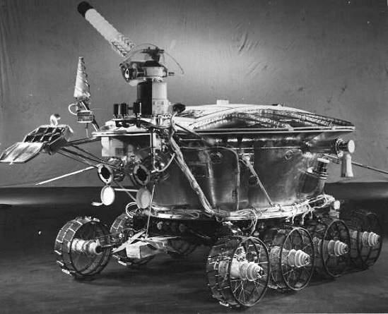 Encontrado robô soviético perdido na Lua há 40 anos