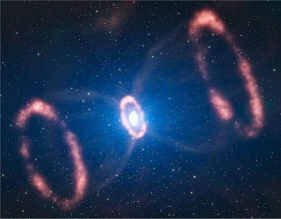 Resultado de imagem para explosão de estrelas
