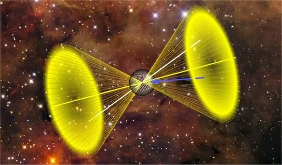 Astrônomos cidadãos descobrem novo pulsar de rádio