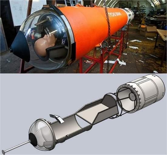 Homem-foguete quer ir ao espaço com nave caseira