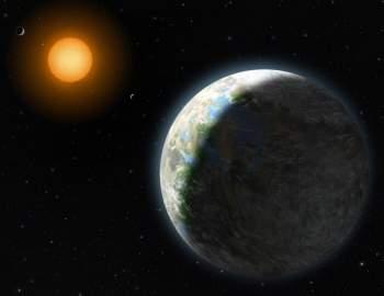 Planeta parecido com a Terra pode abrigar vida