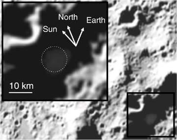 Lua tem água, sal e até prata, dizem cientistas
