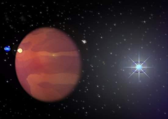 Astrônomos encontram Pedra de Roseta estelar