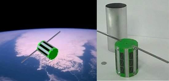Satélite artificial de estudantes brasileiros irá ao espaço