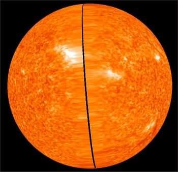 NASA mostra imagens do Sol em frente e verso