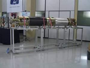 Brasil está construindo foguete a etanol