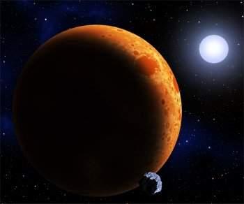 Duas anãs brancas se fundirão para formar uma nova estrela