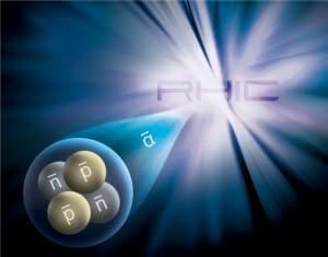 Anti-hélio-4: descoberta a mais pesada partícula de antimatéria