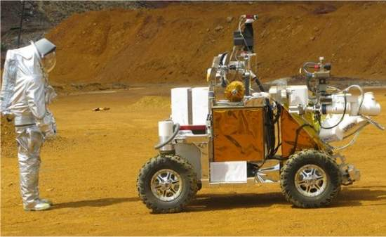 Missão tripulada a Marte é simulada no sul da Espanha 62ff11eb05