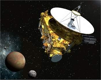 Brasileiras abrem caminho para exploração de Plutão