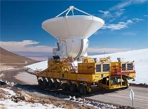 Nova geração de radiotelescópios não vai ver, vai ouvir os céus