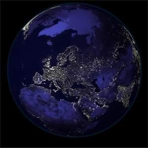 Luzes de cidades extraterrestres podem revelar civilizações alienígenas