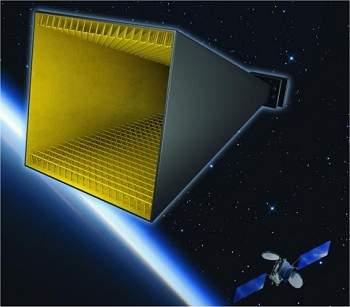Metamateriais mudam antenas de satélites depois de décadas