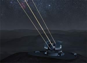 Astrônomo quer encontrar ETs rastreando seus lasers