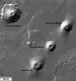 Sonda espacial revela segredos do maior vulcão do Sistema Solar
