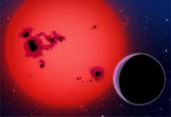 Telescópio Spitzer detecta luz de super-Terra