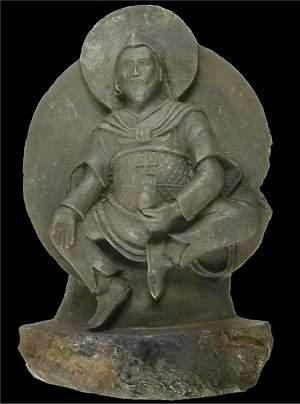 Buda celeste: estátua milenar foi esculpida em meteorito