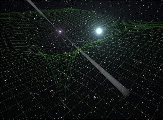 Estrelas bizarras comprovam teorias de Einstein