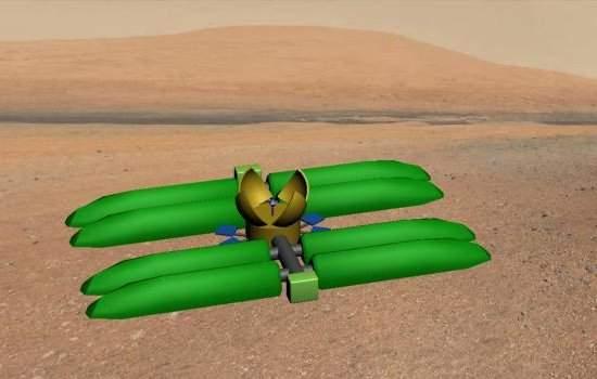 Brasileiro ajuda a projetar estufa inflável para Marte