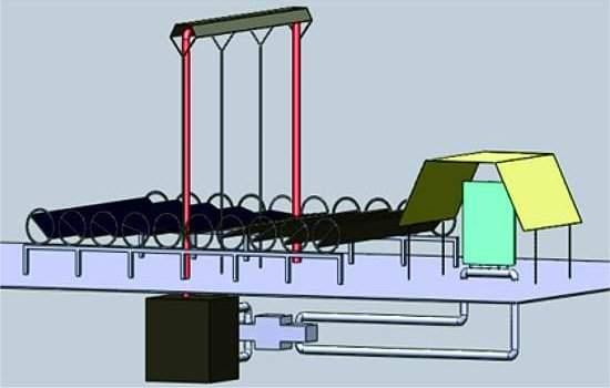 Tecnologia para gerar eletricidade na Lua à noite
