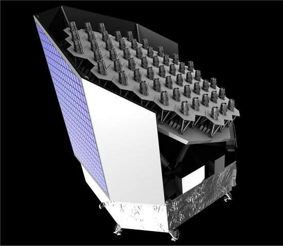 Sonda caçadora de exoplanetas terá 34 telescópios