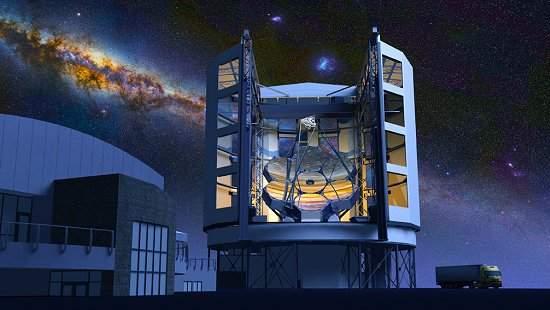 Telescópio Gigante de Magalhães tem construção aprovada
