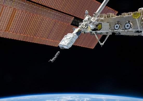 Nanossatélites brasileiros serão lançados da Estação Espacial