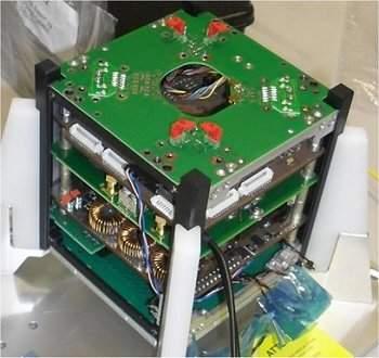 Primeiro nanossatélite brasileiro vai ao espaço