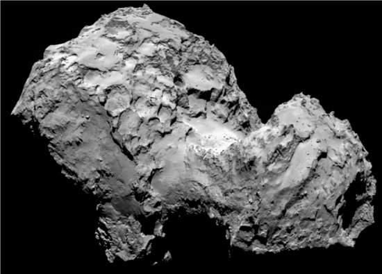 Sonda Rosetta chega ao cometa e prepara-se para pousar