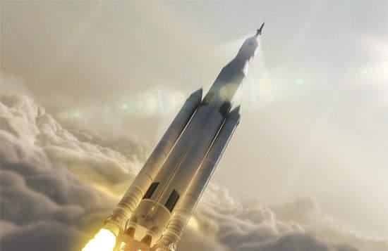 NASA apresenta foguete que levará astronautas a Marte
