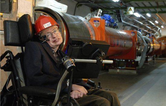O que Hawking disse sobre o bóson de Higgs e o fim do Universo