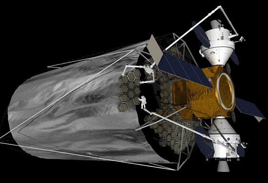 Especial Telescópios: Telescópio Espacial Gigante