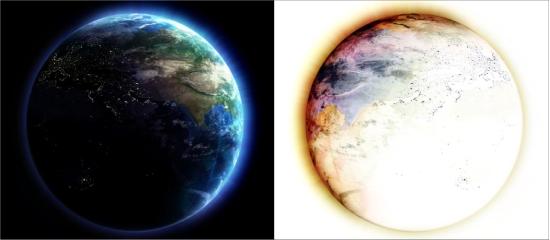 Física quântica emerge na fronteira entre múltiplos universos