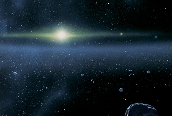 Gráviton Nexus pode explicar energia e matéria escura