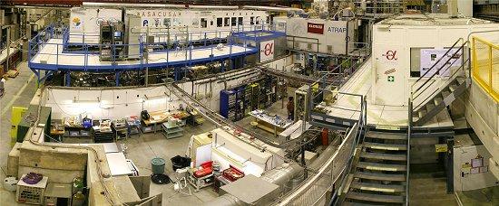 Especial Antimatéria: Desaceleradores e quedas para cima
