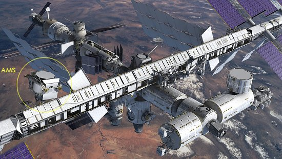 Especial Antimatéria: Antimatéria no espaço e na naves espaciais