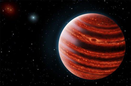 Jovem Júpiter desafia teorias de formação planetária